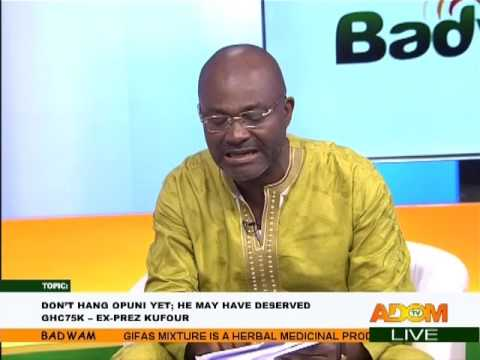 Video: Ken Agyapong vows to commit suicide if Mahama is not jailed