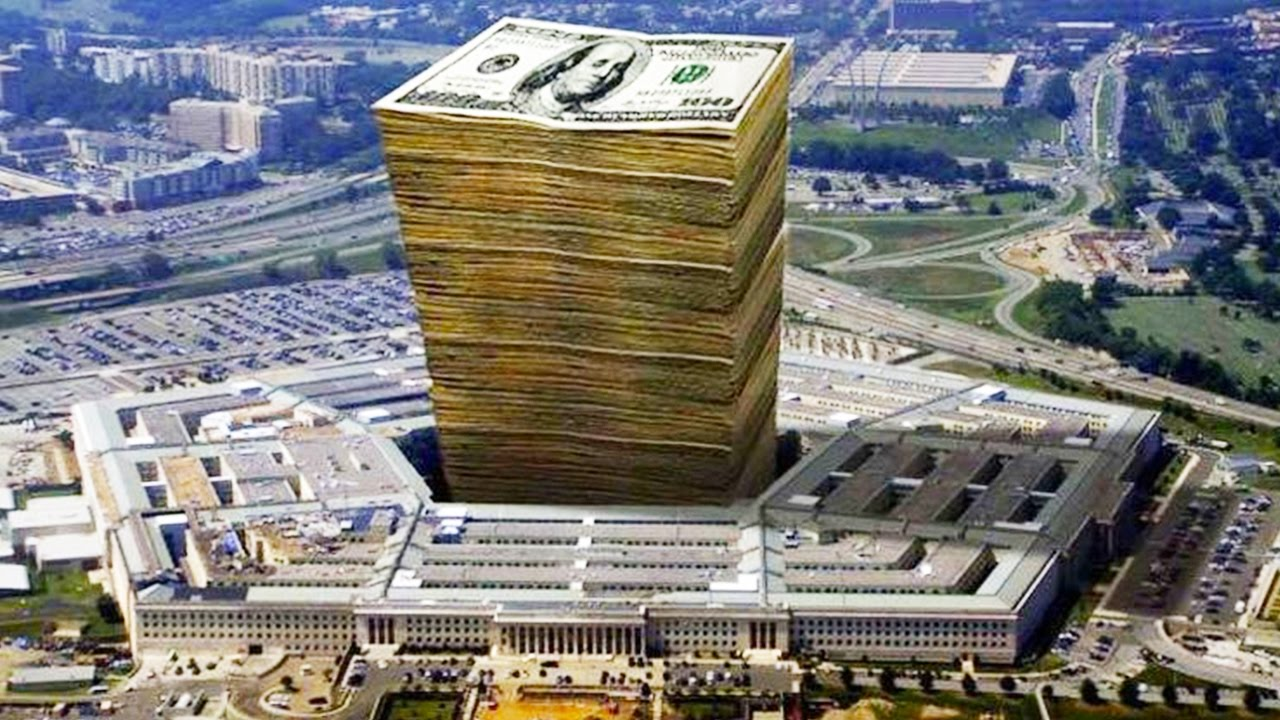 How Many Taxpayer Dollars Can The Pentagon Waste In A Year? thumbnail