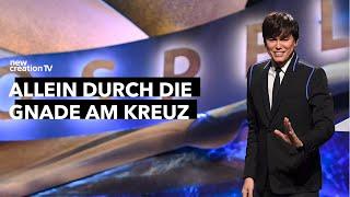 Allein durch die Gnade am Kreuz I New Creation TV Deutsch