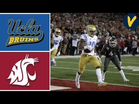 The Craziest Game of All Time | Week 4 UCLA vs #19 Washington State Full Game Highlights