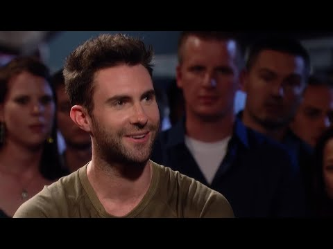 Adam Levine interview & lap | Big Star in a Small Car | Top Gear USA | Series 2
