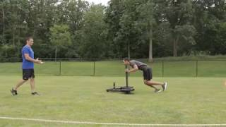 Adding in the Prowler to help improve your Strength and Endurance