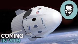 The SpaceX Crew Dragon - Elon's First Step to Mars | Answers With Joe | Kholo.pk