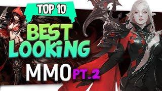 """Top Ten """"Best Looking Upcoming MMO"""" By Skylent 2018"""
