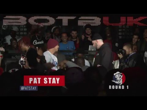Battle of the Brave UK, Live Pay Per View Stream from Ministry of Sound, London - Hollow da Don Vs Pat Stay