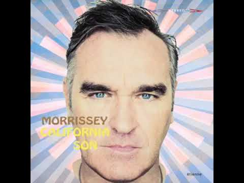 California Son Comes Out May 24, 2019 (Morrissey's New Album)