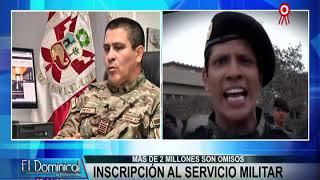 Miles De Jóvenes Son Omisos A La Inscripción Del Servicio Militar