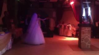 Професійна постановка весільного танцю - Назар і Юля