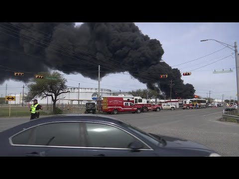 a20ef0a6f Google News - Fire breaks out at Houston-area petrochemicals ...