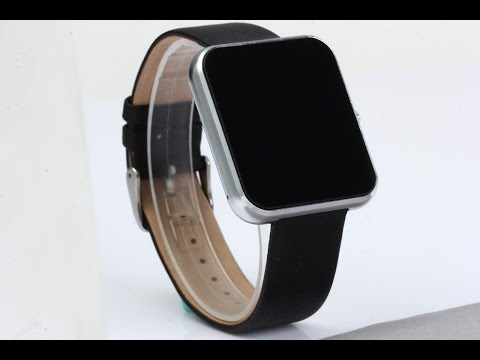 Foto Recensione Smartwatch Zeblaze Rover Clone Apple Watch
