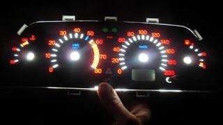 Тюнинг Комбинации приборов ВАЗ 2110