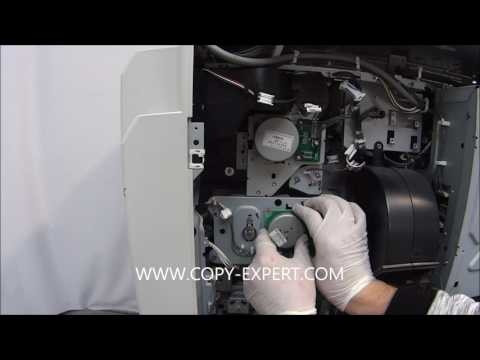 VIDEO SERVICE TUTORIAL RICOH MP 5001 - MP 5000 - MP 4000 - MP 4001