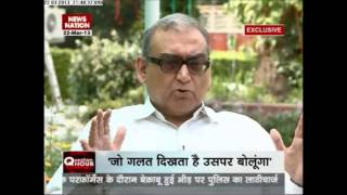 Exclusive: Markandey Katju speaks to News Nation on Sanjay Dutt's jail sentence - Part 3