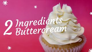 how can i make my buttercream frosting less sweet