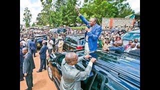 What awaits President Uhuru as he takes campaigns to Justice Maraga's home turf