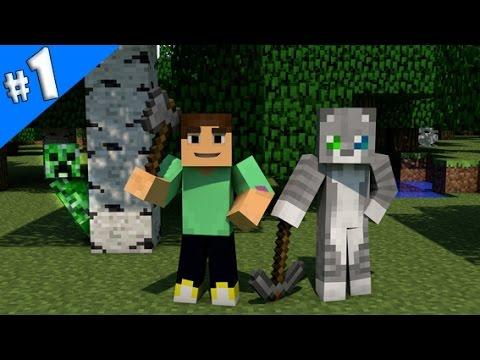 Minecraft: ХАРДКОРНЫЙ #1