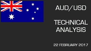 AUD/USD AUDUSD: Targeting 0.7700