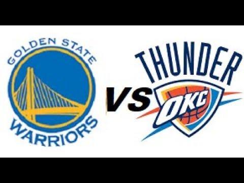Golden State Warriors vs Oklahoma City Thunder NBA Highlights (OCTOBER 17TH 2018)