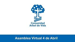 Reunión General Virtual 4 de Abril 2020