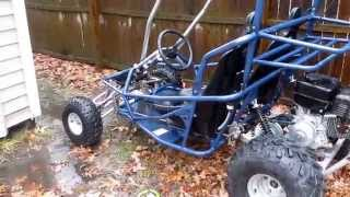 Yerf Dog 700cc 4x4 - VidInfo
