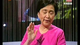 劉慧卿 激辯 黃毓民 Round 1/2 @2009-04-18