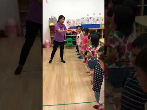 幼兒園客語教學