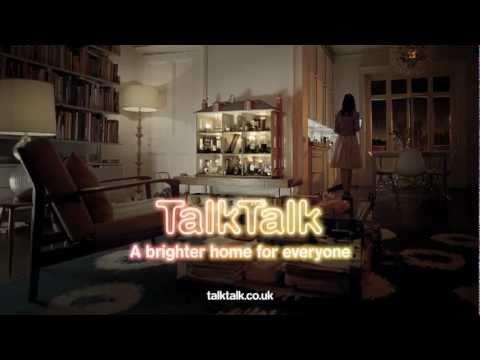 TalkTalk Commercial (2011) (Television Commercial)
