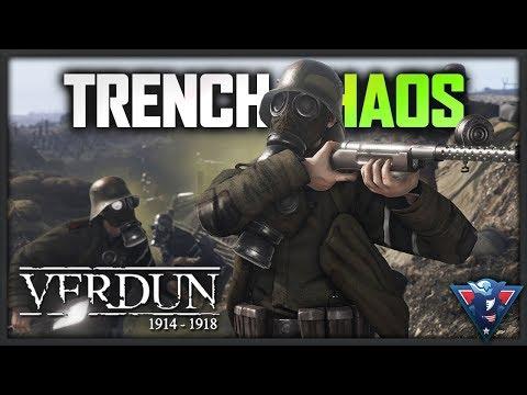 FIELDS OF VERDUN | Verdun Gameplay
