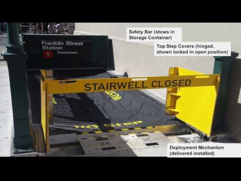Stairwell Flex-Gate® Deployment and Testing Thumbnail