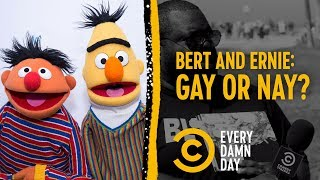 No One Can Agree If Bert and Ernie Are Gay