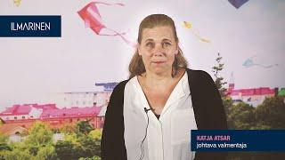 Tervetuloa Katja Atsarin Varhainen tuki ja hankalat esimiestilanteet -valmennukseen
