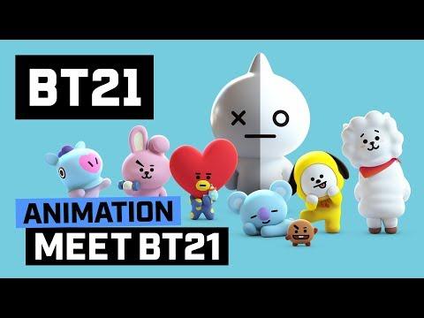 [BT21] Meet BT21