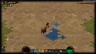 Wild Terra - Kill Bear Solo Tank