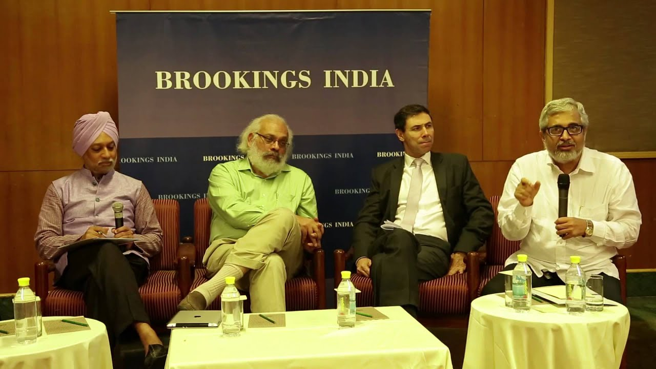 Panel discussion on the 7th BRICS Summit