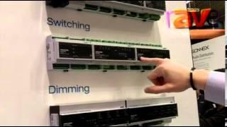 ISE 2013: Crestron UK Showcases DIN-RAIL Solution