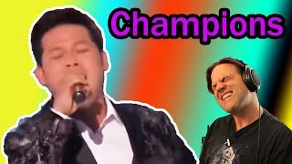 Marcelito Pomoy - We are The Champions // America's Got Talent Champions 2020:Finalists Performance!