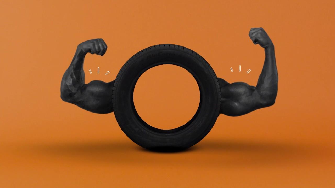 Yokohama Orange Oil - BluEarth Tyre