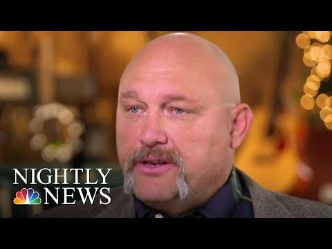Texas Church Massacre: Pastor Who Lost His Child Speaks Out | NBC Nightly News