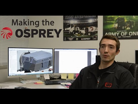 Making the Osprey II