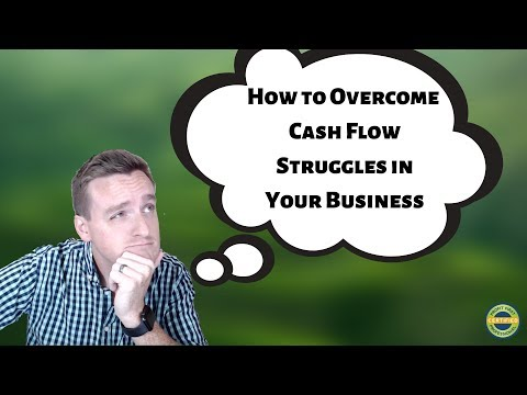How to Overcome Cash Flow Struggles in Your Business