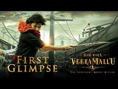 Hari Hara Veera Mallu First Glimpse