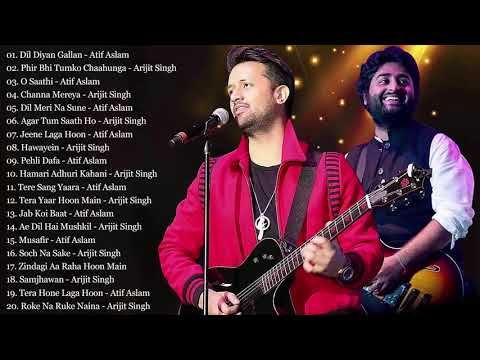 Download Best Of Arijit Singh And Atif Aslam Songs 2019 | NEW HINDI ROMANTIC LOVE SONGS | Bollywood SonGS HD Mp4 3GP Video and MP3
