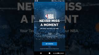 How to get NBA league pass for free (Any Android device no root) (October 2017/2018) NO Problems!!!