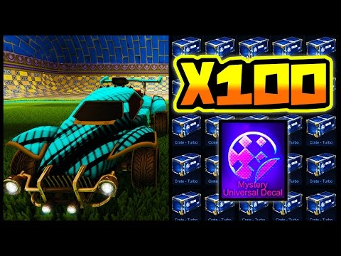 Rocket League Walkthrough Can I Get A Free 20xx Mystery Decal In