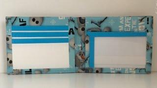 Tutorial: Duct Tape Bifold Wallet