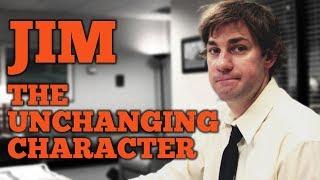 Jim Halpert: The Unchanging Character