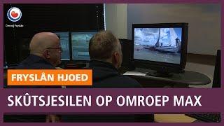 REPO: SKS skûtsjesilen bij Omrop Fryslân en Omroep Max