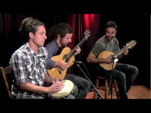 TRIO BRASILEIRO  Live at Empty Sea Studios - Aguenta Seu Fulgêncio (Jacob do Bandolim)