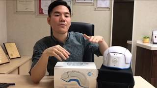 Theradome LH80 PRO with its world-class advanced laser hair growth technology