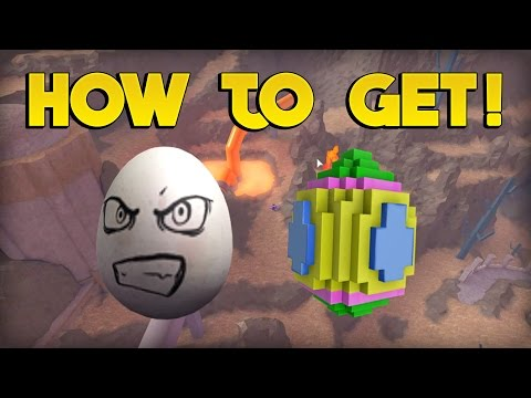 HOW TO GET THE UNSTABLE EGG, EGG-BIT! - ROBLOX Egg Hunt 2017